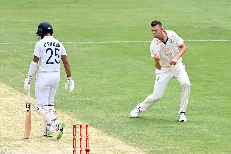 Josh Hazlewood is currently the second-highest wicket-taker of the ongoing Border-Gavaskar Trophy.