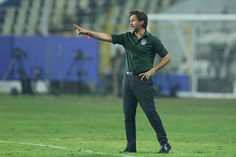 Bengaluru FC today parted ways with Carles Cuadrat.