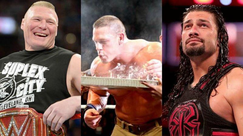 आपके पसंदीदा WWE सुपरस्टार्स का जन्मदिन कब आता है?