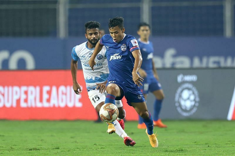 Bengaluru FC have lost four matches in a row after going six games unbeaten (Courtesy - ISL)