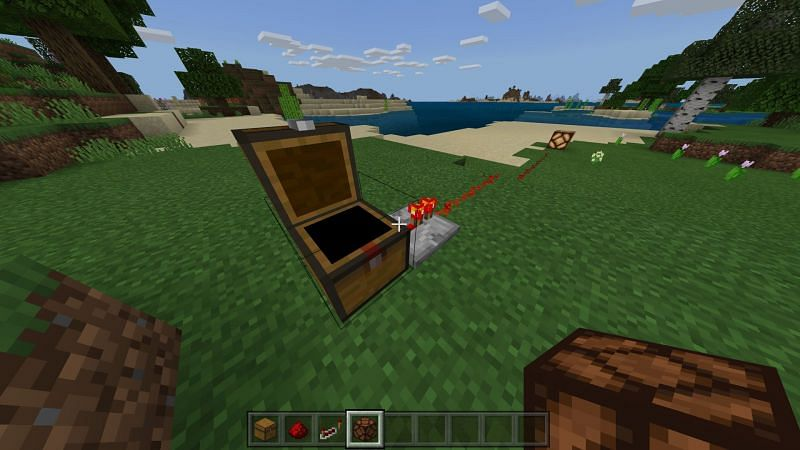 powering blocks that are much further away than the original pulse in minecraft