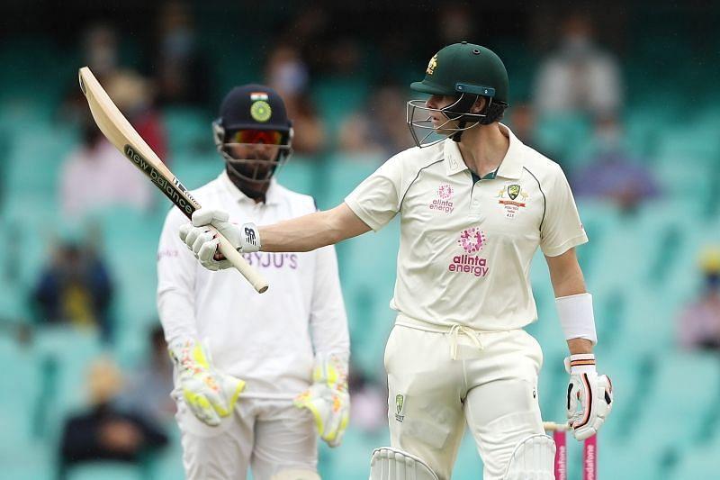Steve Smith. (Pic:cricket.com.au/ Twitter)