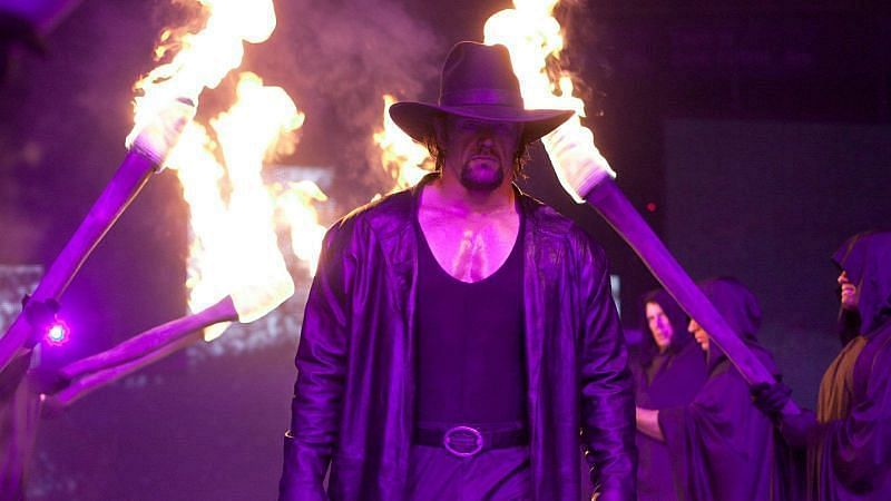 The Undertaker has been a dominant force in WWE for decades
