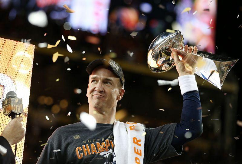 Former Denver Broncos and Indianapolis Colts quarterback Peyton Manning