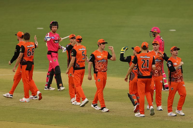 Perth Scorchers have now won 3 BBL games in a row.