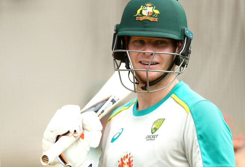 Steve Smith has taken his love for batting to a whole new level