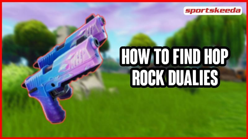 Everything to know about the Hop Rock Dual Pistols in Fortnite