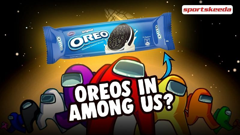 Among Us inquires about in-game Oreos on Twitter