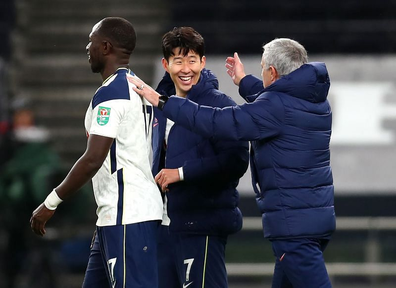 Tottenham Hotspur beat Brentford to progress to the final of the Carabao Cup