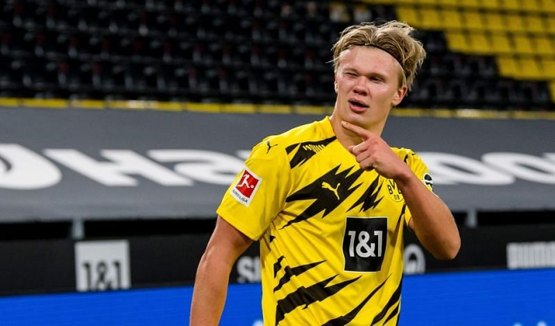 Erling Haaland is one of the hottest properties in world football at present.