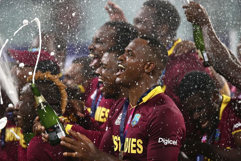 West Indies won the previous T20 World Cup