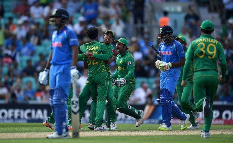 इंडिया  vs पाकिस्तान चैंपियंस ट्रॉफी फाइनल