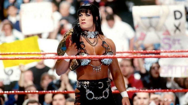 चायना Royal Rumble मैच में उतरने वाली पहली विमेंस स्टार थी।