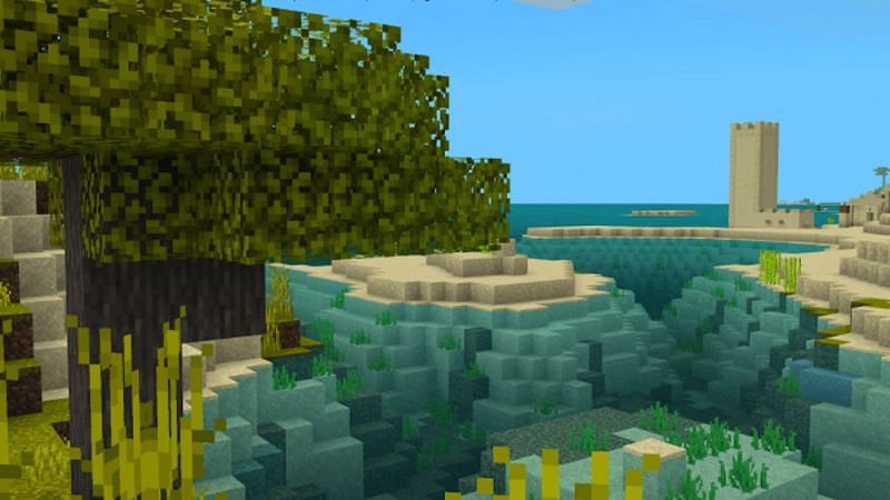 Shaderless Shader (Image via Minecraft)