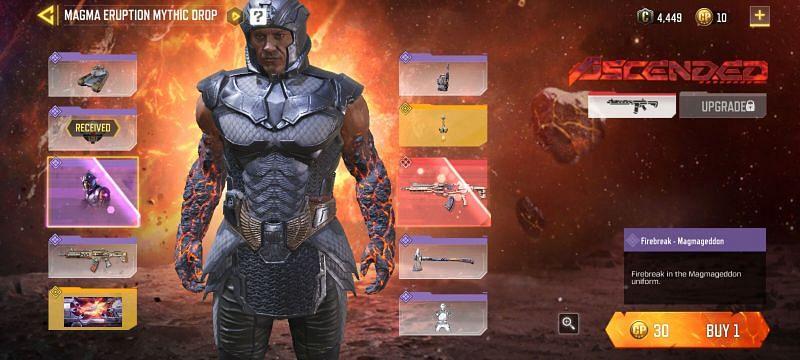 The Firebreak - Magmageddon (Image via Activision)
