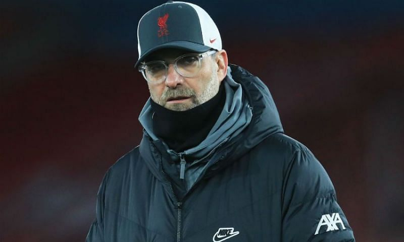Jurgen Klopp and Liverpool fell to a 1-0 defeat at Southampton