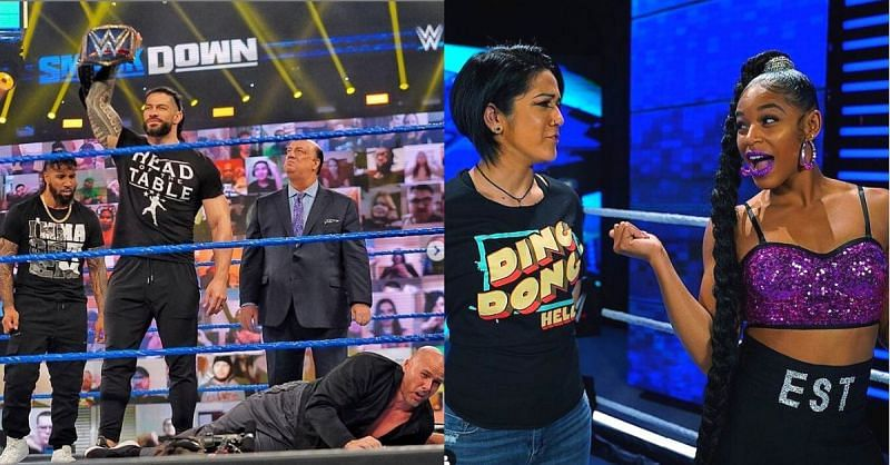 WWE SmackDown Results January 8th, 2021: Latest Friday Night SmackDown Winners, Grades, Video Highlights