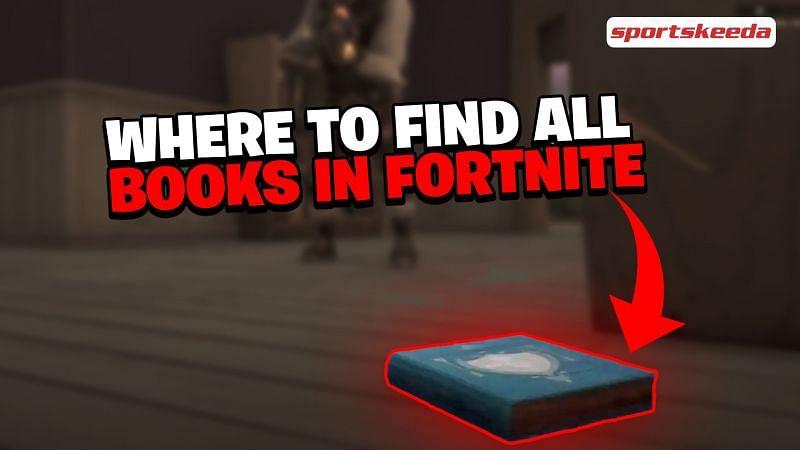 All Fortnite book locations in Season 5