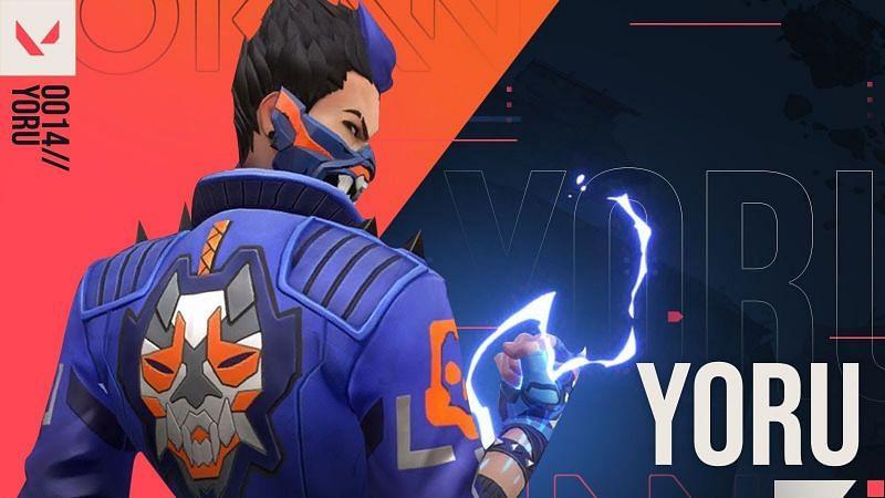 Yoru Image by Riot Games