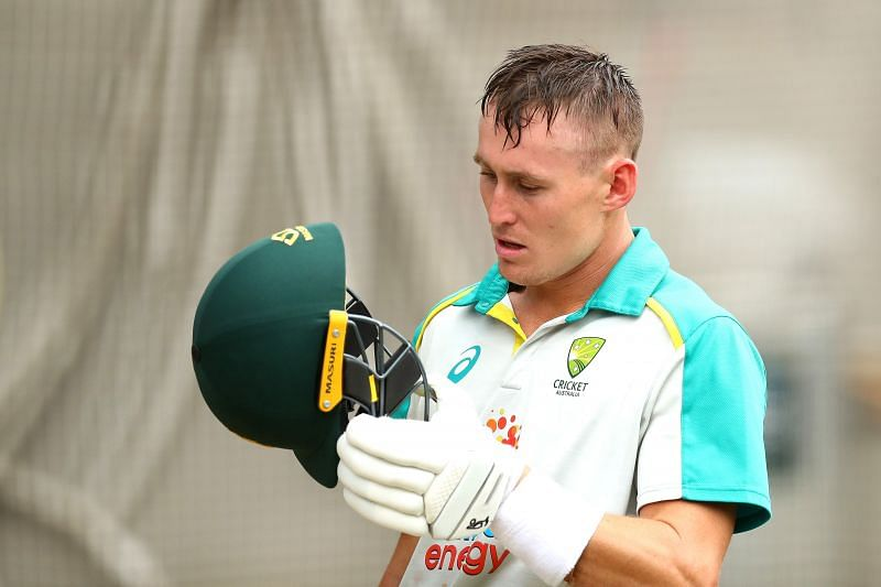 Tim Paine light-heartedly compared Marnus Labuschagne to his two-year-old kid