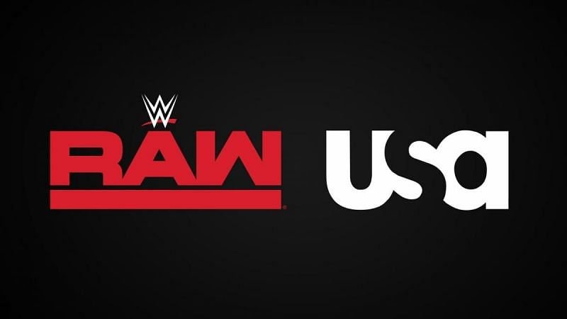 Monday Night RAW is being aired on the USA Network