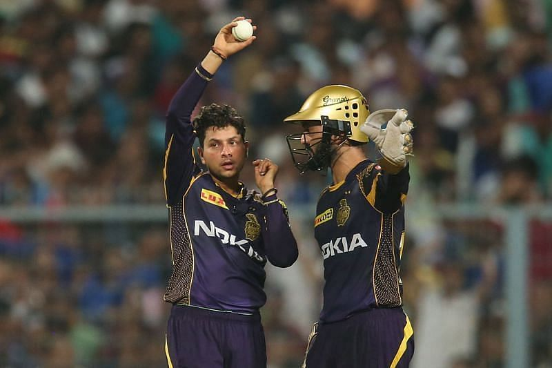 Kuldeep Yadav and Dinesh Karthik have held on to their places in KKR for IPL 2021