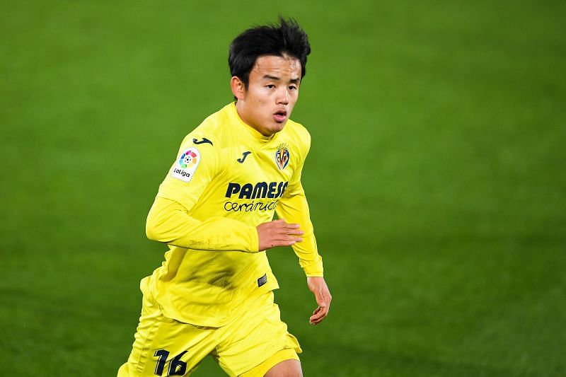 Takefusa Kubo failed to impress at Villareal.