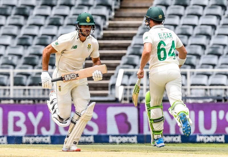 South Africa v Sri Lanka - Second Test Day 3