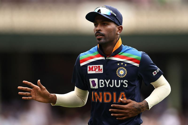 Australia felt the brunt of Hardik Pandya