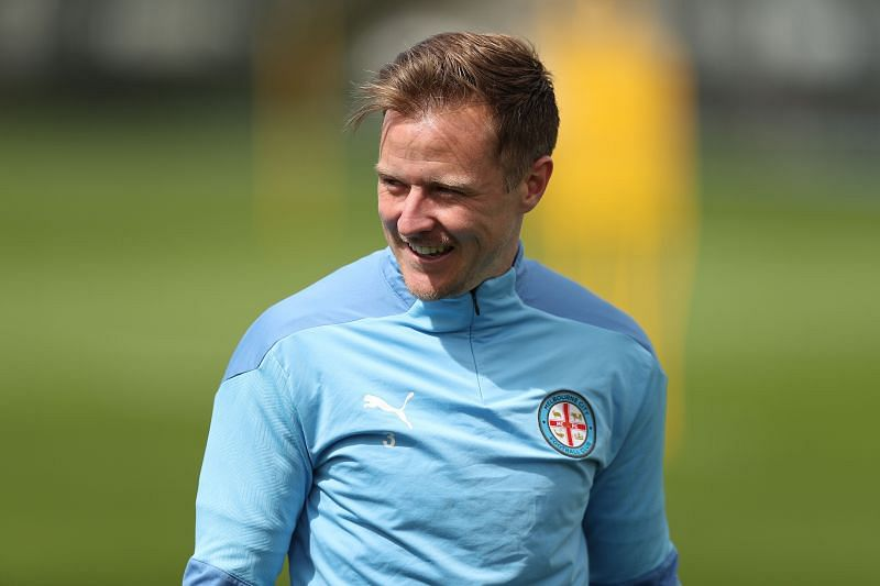 Scott Jamieson is an important player for Melbourne City