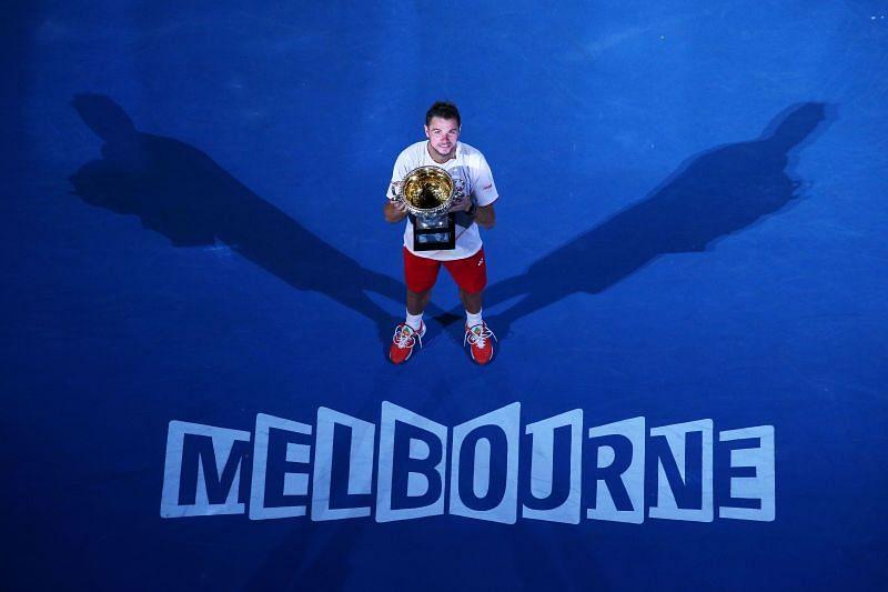 Stan Wawrinka has done well at the Australian Open.