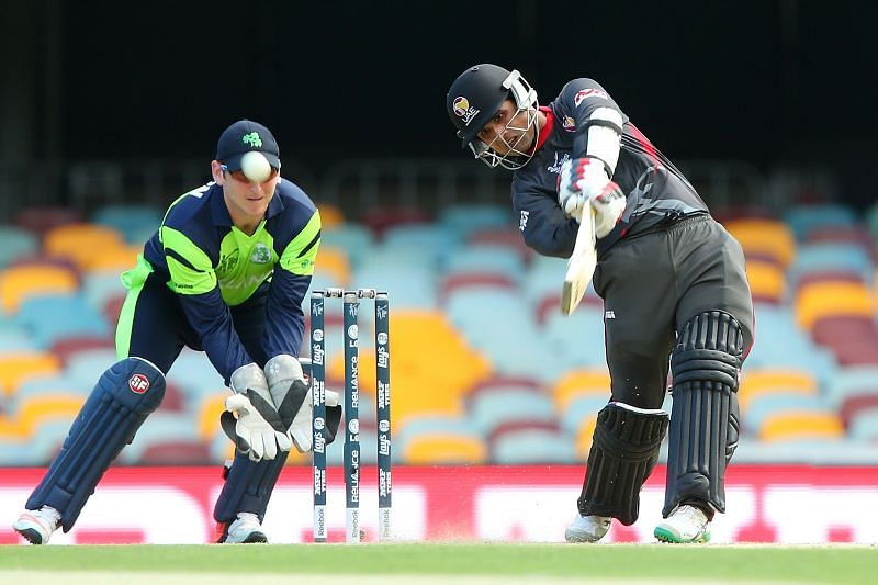 The Ireland cricket team will play a 4-match ODI series against the United Arab Emirates.