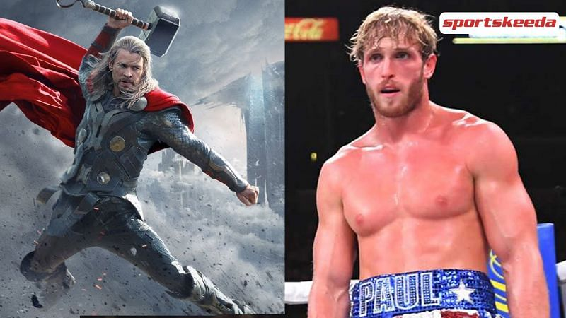 Logan Paul might go against Marvel