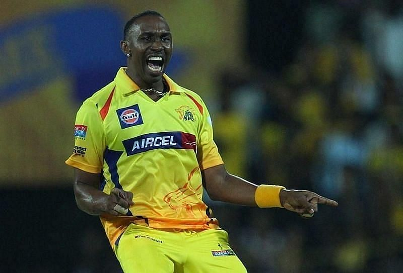 Dwayne Bravo is the most capped overseas player for the Chennai Super Kings