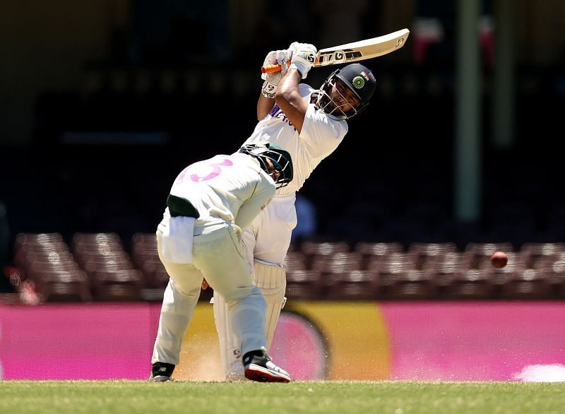 Rishabh Pant took the Aussie attack to the cleaners on Day 5 of the Sydney Test