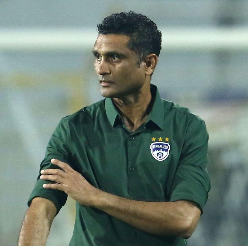 Naushad Moosa rued Bengaluru FC