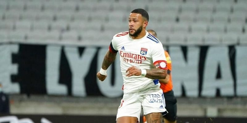 A rejuvenated Depay has been crucial to Lyon