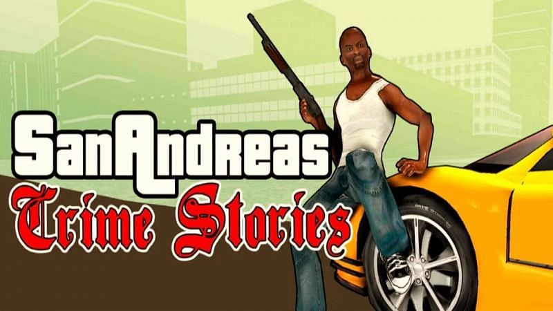 San Andreas Crime Stories (Image via SPtv   Android gameplay, YouTube)