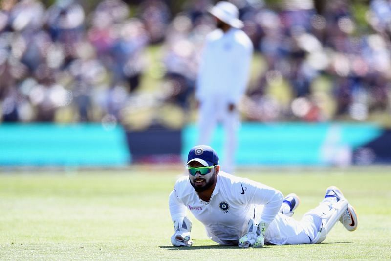 Rishabh Pant has been under fire for his wicketkeeping..