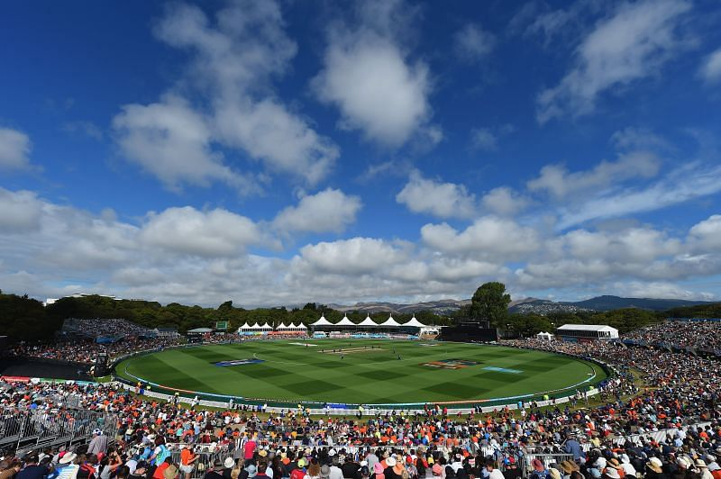 Hagley Oval will host the second Test match between Pakistan and New Zealand
