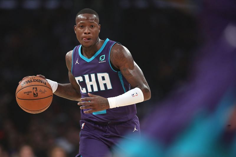 Terry Rozier has started the season in fine form for the Charlotte Hornets