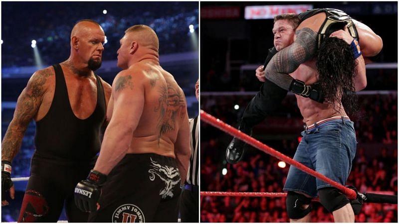 WWE के सबसे बेहतरीन फिनिशिंग मूव्स
