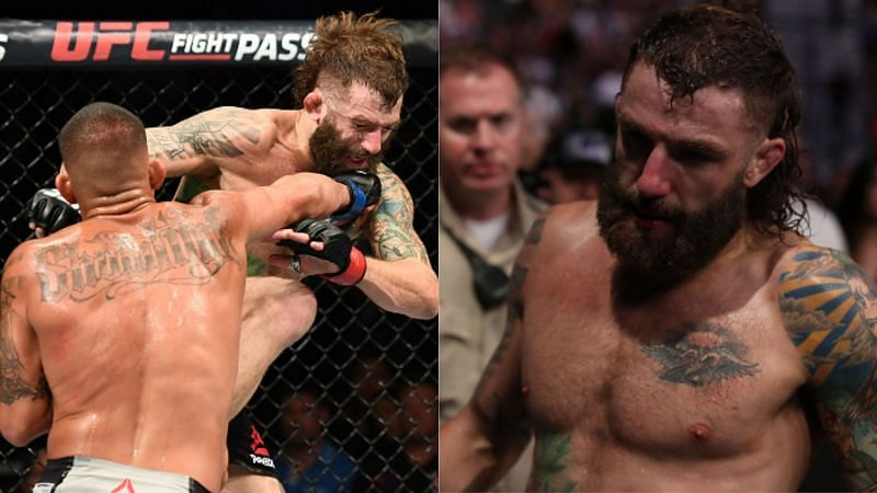 Anthony Pettis submitted Michael Chiesa at UFC 226
