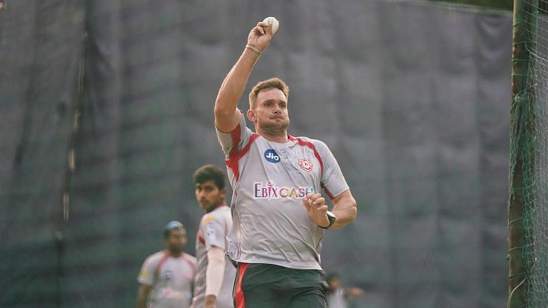 Not fully utilised by KXIP, Hardus Viljoen might find a different taker in 2021.