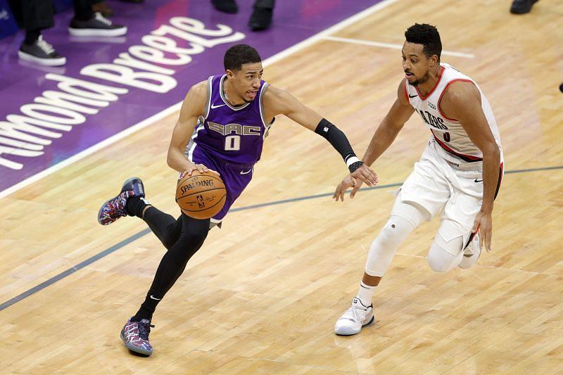 Tyrese Haliburton stars for Sacramento Kings