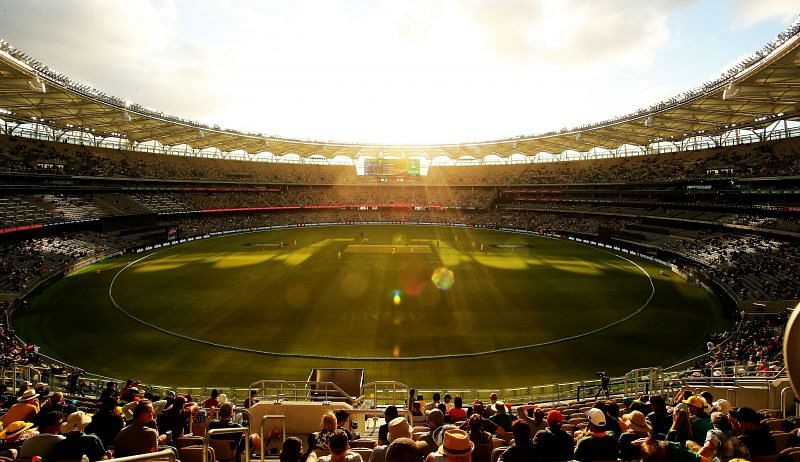 The Perth Stadium will play host to five BBL matches in the 2020-21 season