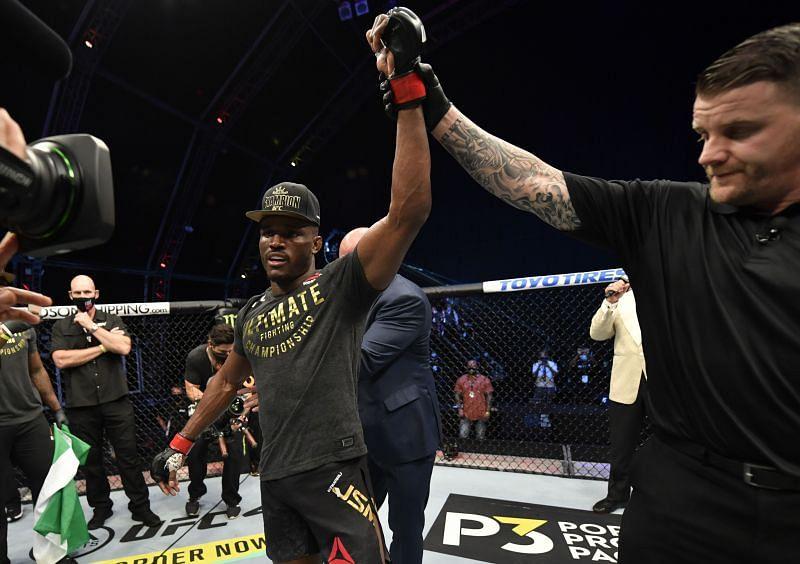 Kamaru Usman is arguably the UFC