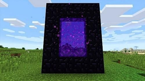 Nether Portal in Minecraft
