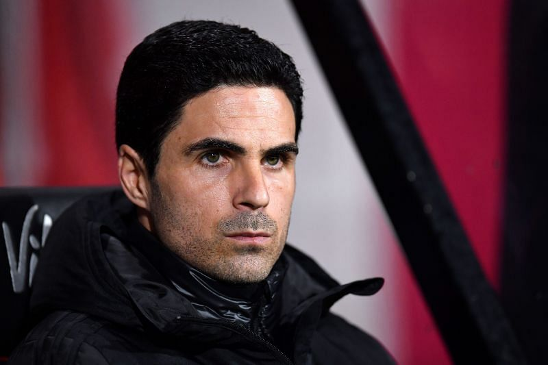 Arteta is ready to ring in the changes at Arsenal.