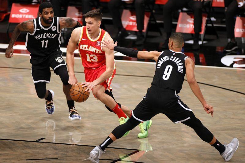 Atlanta Hawks v Brooklyn Nets.